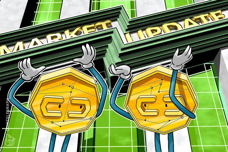 Bitcoin Breaks $4,000 as Top Cryptos See Growth