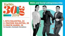 Forbes India 30 under 30: Young Achievers of 2019