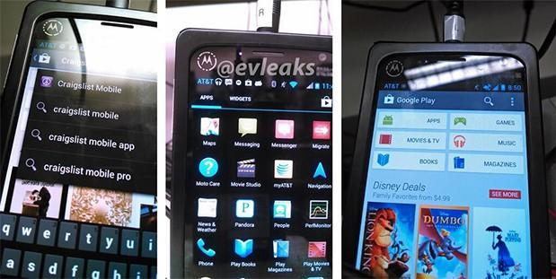 Latest Motorola leak suggests company will make good on promises of stock Android