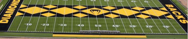 The Most Unique Football Field In America Is At A School In Utah