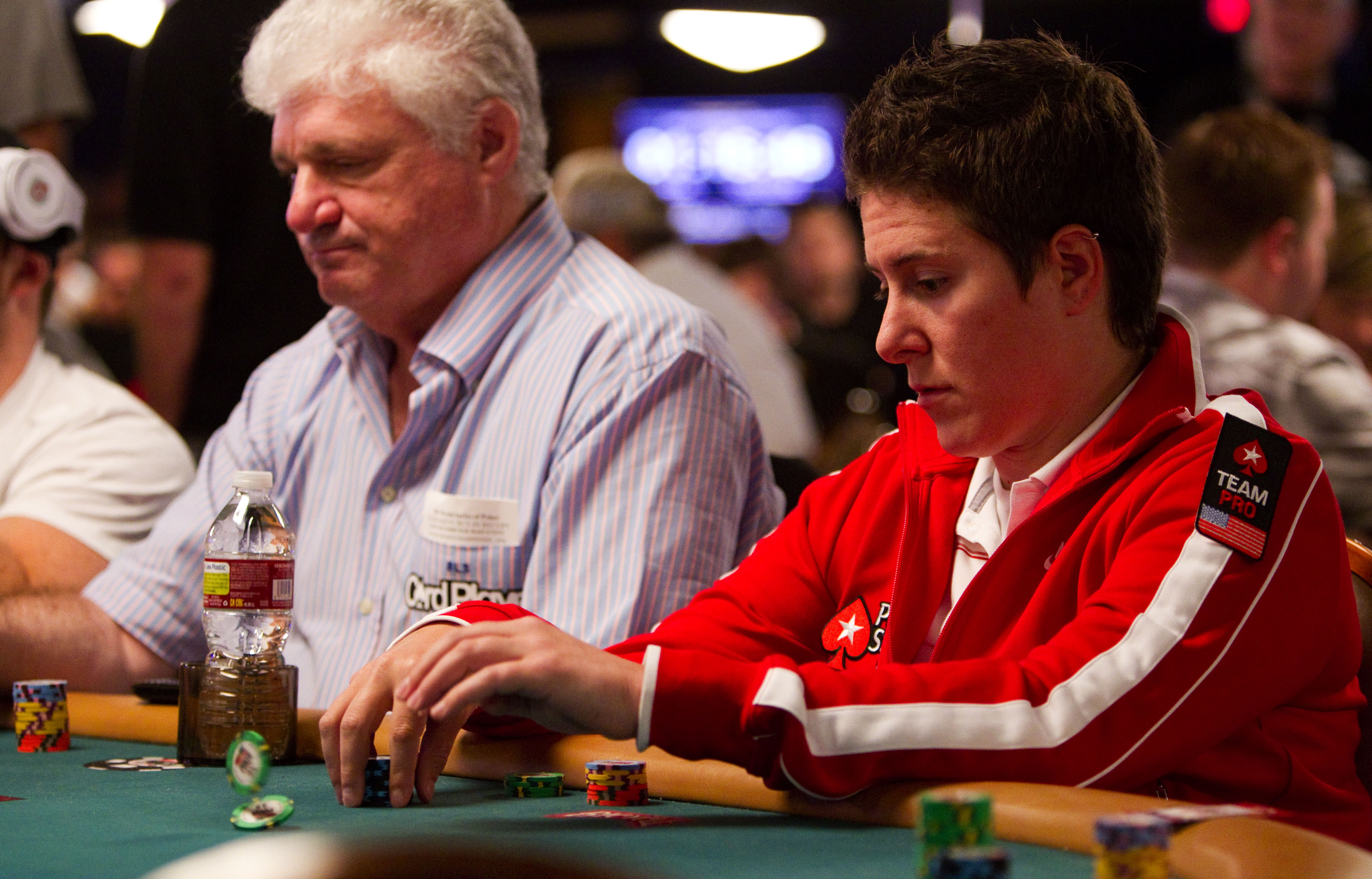 Some of the biggest hedge fund titans will face off at the poker table this week