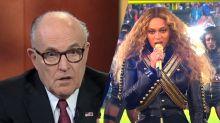 Rudy Giuliani Criticizes Beyoncé's Super Bowl 50 Halftime Performance