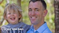 Marine Celebrates Important Holidays With Son Before Deployment