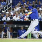 Cubs catcher proves Joe Maddon can do no wrong with leadoff homer