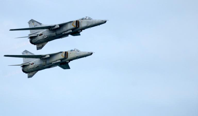 Sri Lanka used its MiG-27 ground attack aircraft in crushing the decades-long ethnic war with the separatist Tamil Tigers