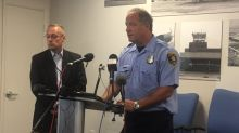 'Courageous' maintenance worker saved Michigan airport officer during knife attack