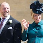 Zara and Mike Tindall welcome second baby