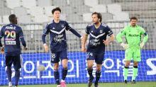 Foot - L1 - Bordeaux - Rupture du ligament croisé antérieur du genou gauche pour Paul Baysse (Bordeaux)