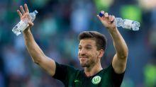 Wolfsburg midfielder Camacho forced to retire at age of 30 through injury