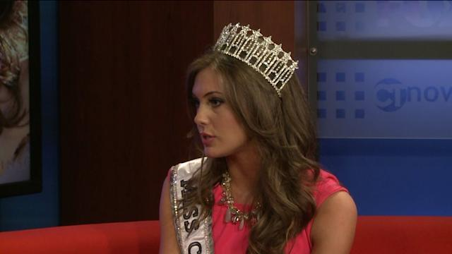 How Miss Connecticut is Preparing for Miss USA