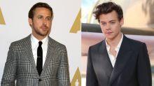 """Ryan Gosling scherzhaft über Harry Styles: """"Er hat wohl ernsthafte Herzprobleme"""""""