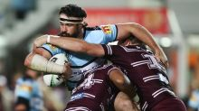 Cronulla's Woods fit, firing for 2020 NRL