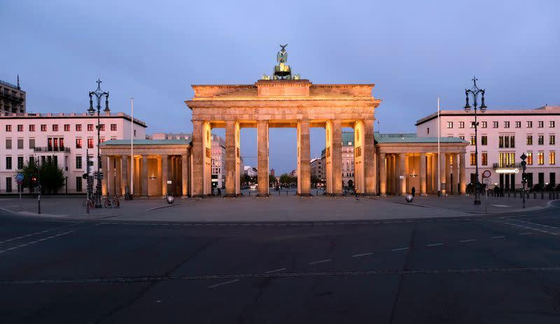 Coronavirus In Berlin
