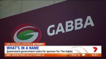 The Gabba could get a new name