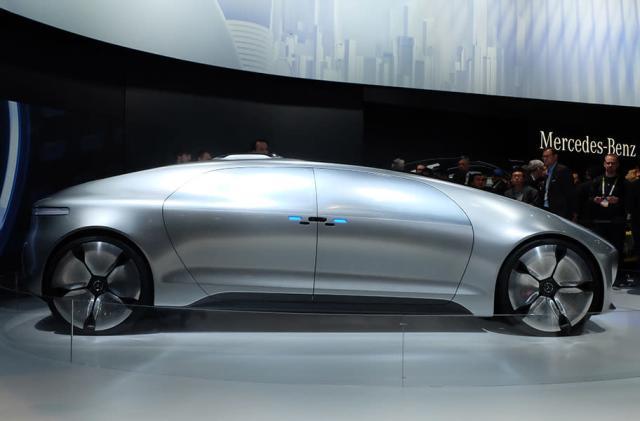 A closer look at the crazy car tech of CES 2015