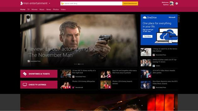 MSN's simpler, mobile-savvy homepage is rolling out to everyone