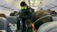 Coronavirus: los argentinos aislados en Wuhan serán evacuados a Ucrania