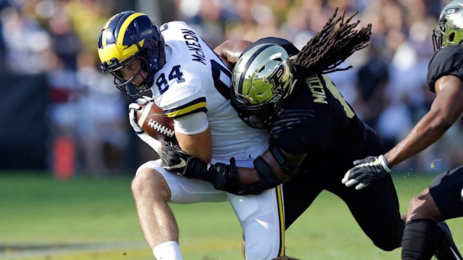 Follow live: Michigan getting tested by Purdue