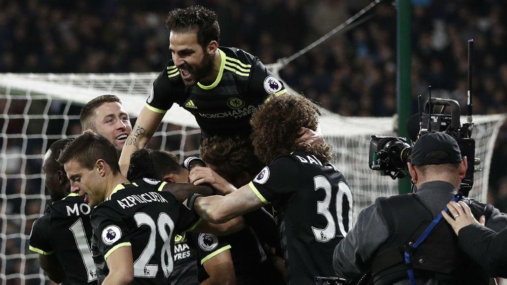 Chelsea no deja dudas ante West Ham
