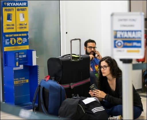 Ryanair droht bei anhaltenden Streiks mit Stellenabbau in ...