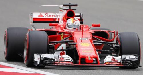 F1 - GP de Chine - Essais - 3e séance : Vettel le plus rapide