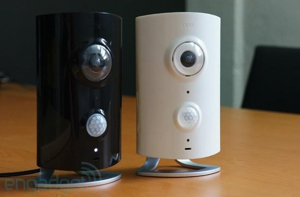 Insert Coin: Piper melds home automation and security in a simple hub (hands-on)