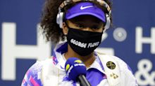 US Open results: Naomi Osaka keeps hopes of Serena Williams rematch alive with quarter-final victory over Shelby Rogers