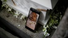 Jailed Philippine activist lays to rest her three-month-old baby