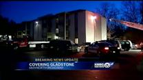 1 dies in double shooting at Gladstone apartment building