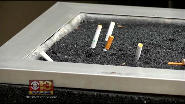 No Butts About It: Local Hospital To Stop Hiring Smokers