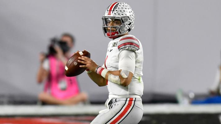 Justin Fields NFL Draft Prospect Profile