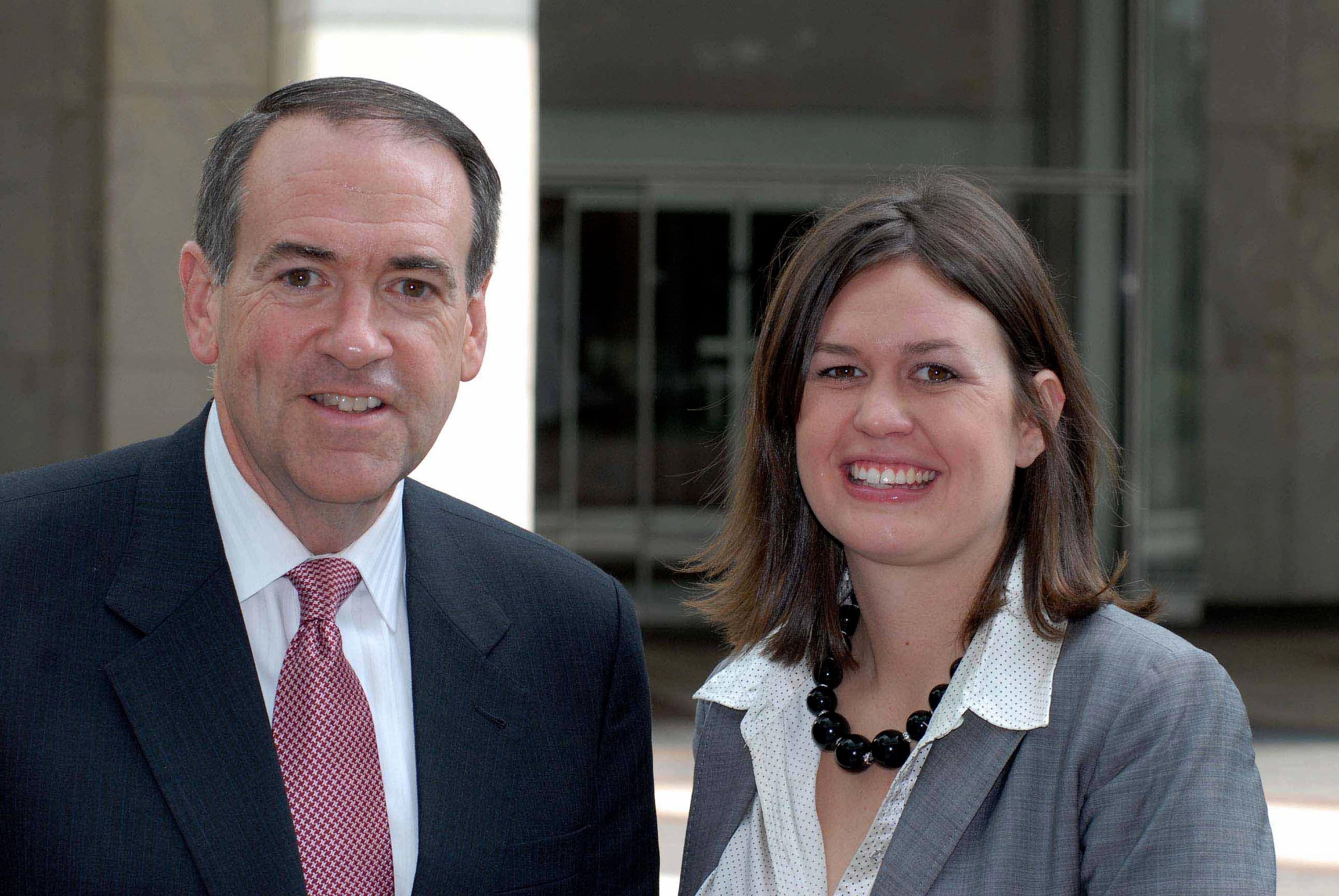 Who Is Deputy Press Secretary Sarah Huckabee Sanders And