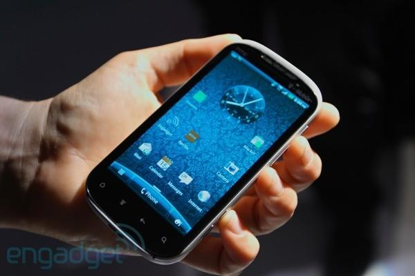 Hands-on with HTC's Amaze 4G for T-Mobile (video)