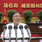 North Korea's Kim Warns of 'Arduous March' as Economic Problems Bite
