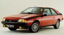 Renault Fuego, una coupé caliente e turbata