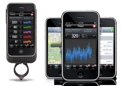 Pedal Brain iPhone kit smartens up your bicycle