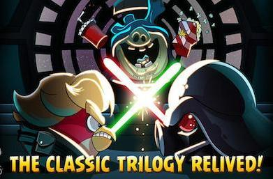 Rovio releases the conclusion to Angry Bird Star Wars with 30 new levels and Death Star showdown