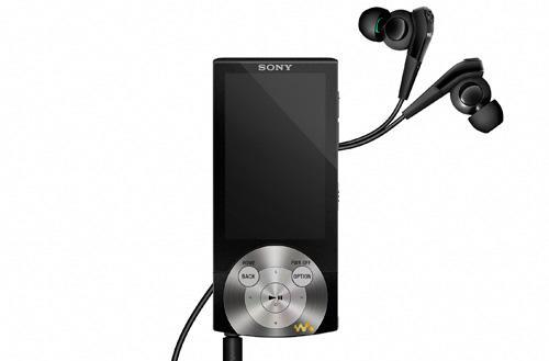 Sony NW-A845 Walkman slips into European hands, too thin to be noticed