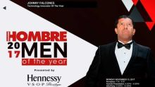 Viva Entertainment Group's CEO, Johnny Falcones Receives the Prestigious Hombre 2017 Innovator of The Year Award
