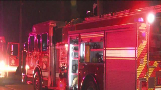 Two safe after early morning fire in midtown Tulsa