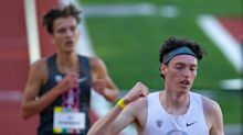 Oregon's Jackson Mestler advances to final in 3,000m steeplechase