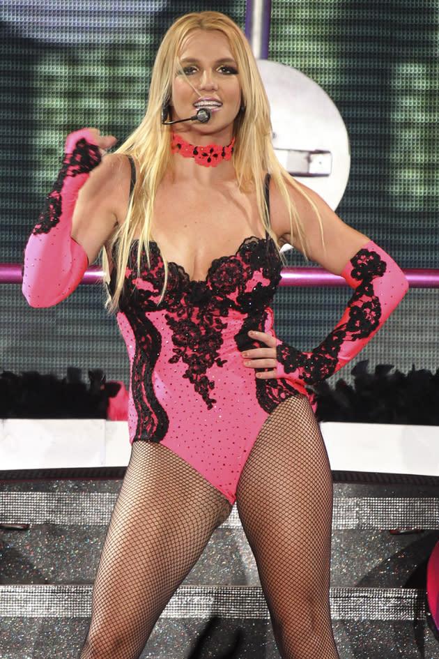 Britney Spears Pics Celebrating Her 30th Birthday