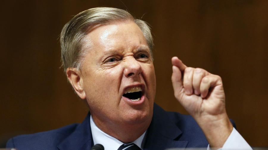 Sen. Graham tells Trump to 'expect' impeachment