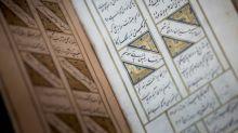 """Una historia de película termina con el hallazgo de un antiquísimo ejemplar del """"Diván"""", del persa Hafez"""