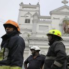 At least 138 dead as synchronised explosions rip through hotels and churches in Sri Lanka
