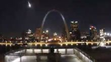 Meteora a St. Louis: improbabile che abbia raggiunto il suolo