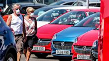 Car dealership Lookers issues second profits upgrade in two months