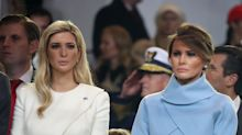 Ivanka and Melania Trump's Women's History Month tweets are not going over well