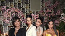 Kim Kardashian, Kylie Jenner, Kendall Jenner and Kris Jenner stun at post-Met Gala dinner