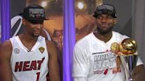 LeBron James Doesn't Regret Multiple Championships Talk